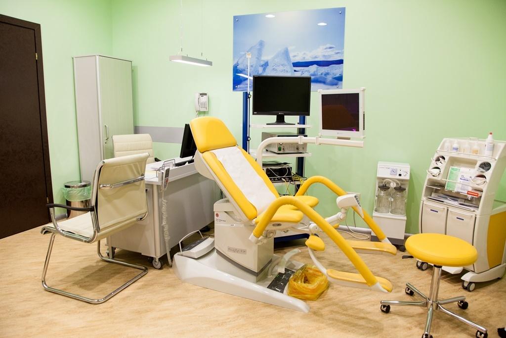 Видео кабинет гинеколога